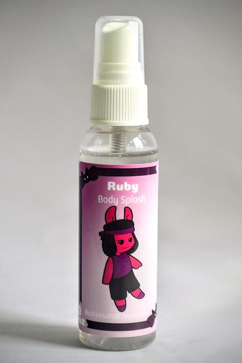 Ruby Body Splash