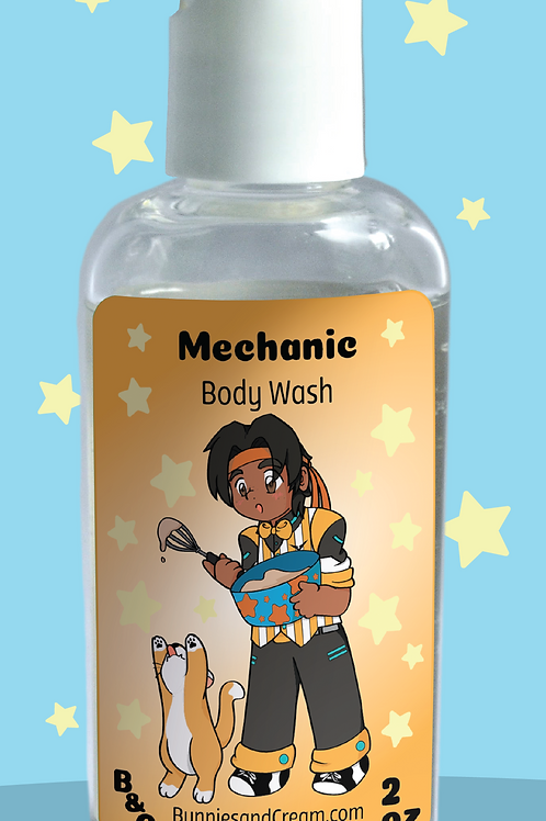 Mechanic Body Wash