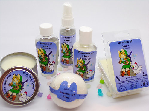 Ocarina of Lime Product Collection