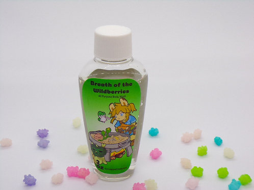 Breath of the Wildberries Body Wash