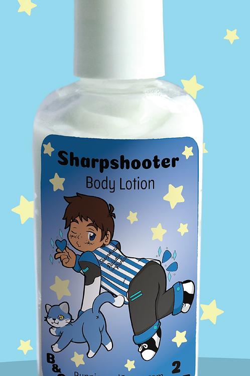 Sharpshooter Body Lotion