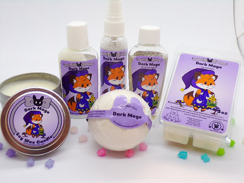 Dark Mage Product Collection