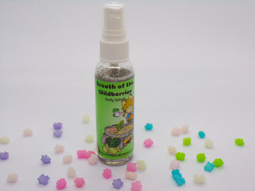 Breath of the Wildberries Body Splash