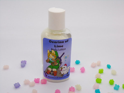 Ocarina of Lime Body Lotion
