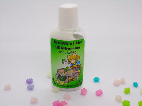 Breath of the Wildberries Body Lotion