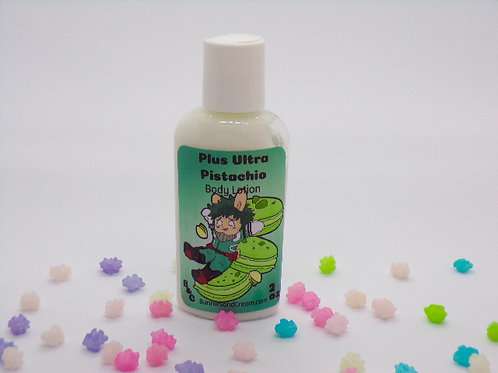 Plus Ultra Pistachio Body Lotion