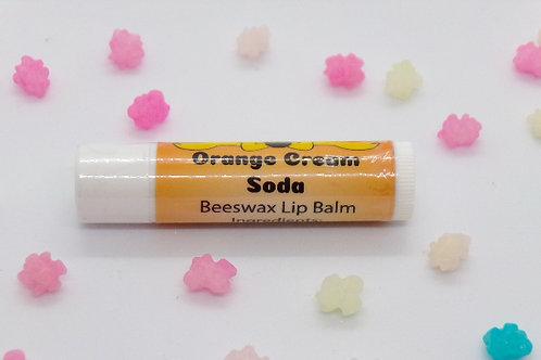Orange Cream Soda Lip Balm