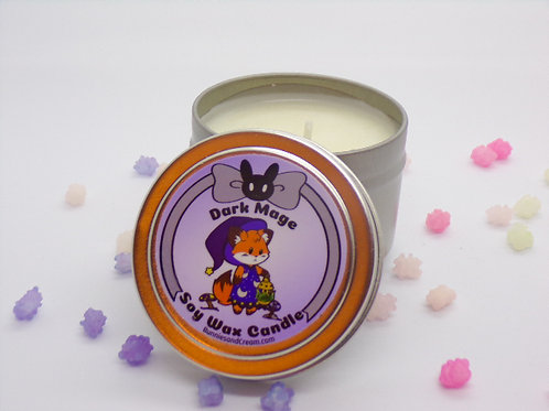 Dark Mage Soy Candle