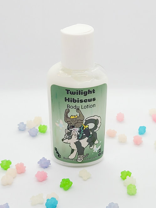 Twilight Hibiscus Body Lotion