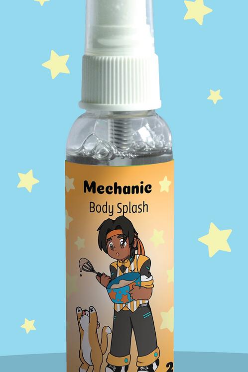 Mechanic Body Splash