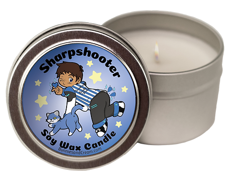Sharpshooter Soy Candle