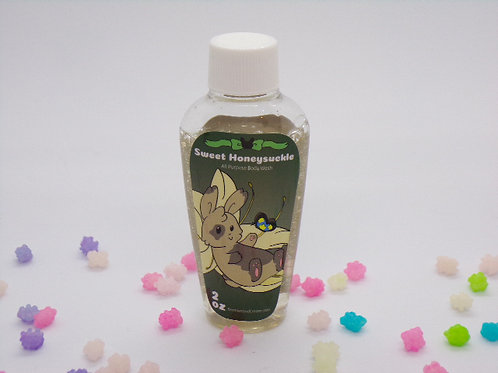 Sweet Honeysuckle Body Wash