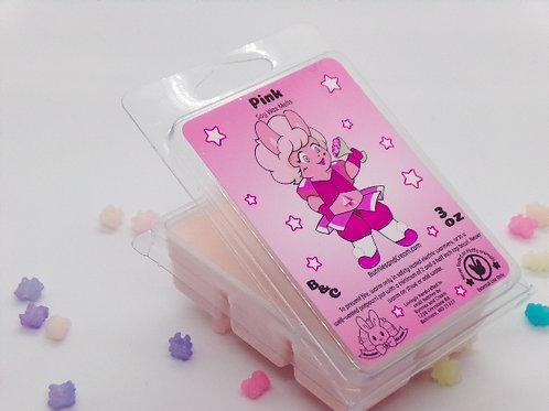Pink Soy Wax Melt