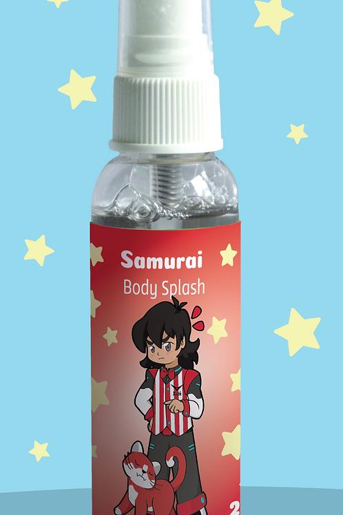 Samurai Body Splash