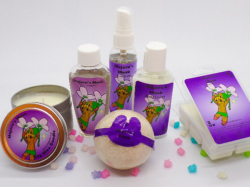 Majora's Musk Product Collection