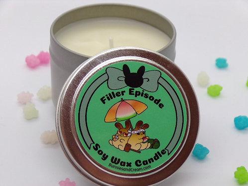 Filler Episode Soy Candle