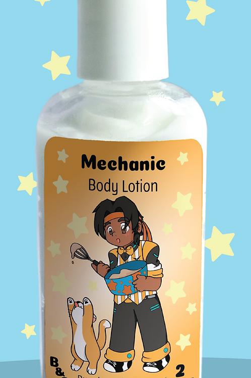 Mechanic Body Lotion