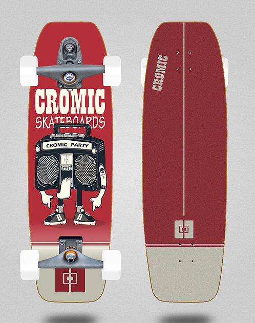 Cromic surfskate T12 trucks Party 31.5 fat nose