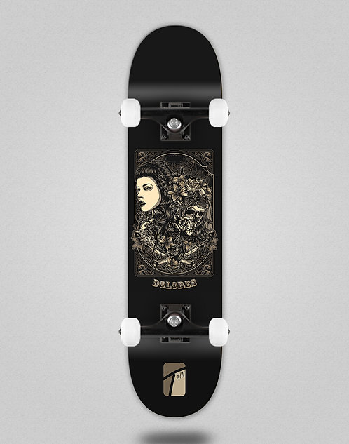 Txin Two faces skate complete