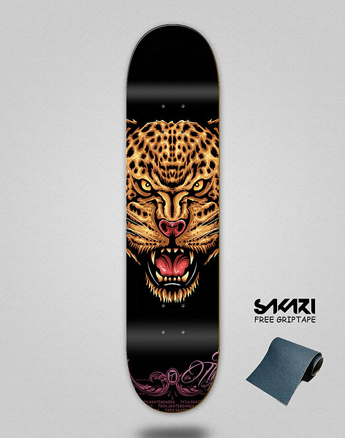 Txin Jaguar skate deck
