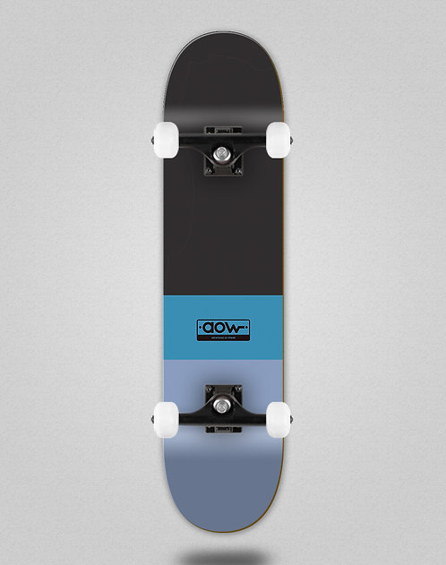 Aow fastskate classic blue skate complete