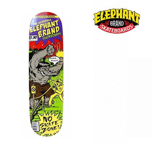 ELEPHANT. Ticket deck purple