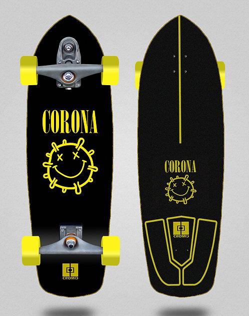 Cromic surfskate T12 trucks C19 Corona 34