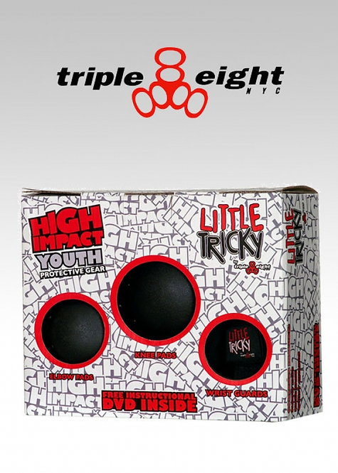 Triple Eight - Little Tricky Junior Set