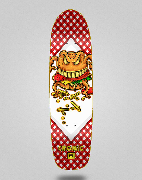 Cromic Burger crazy food pool deck 8,5