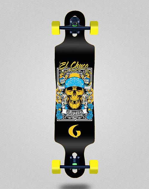 Glutier Chuco longboard complete 40x9