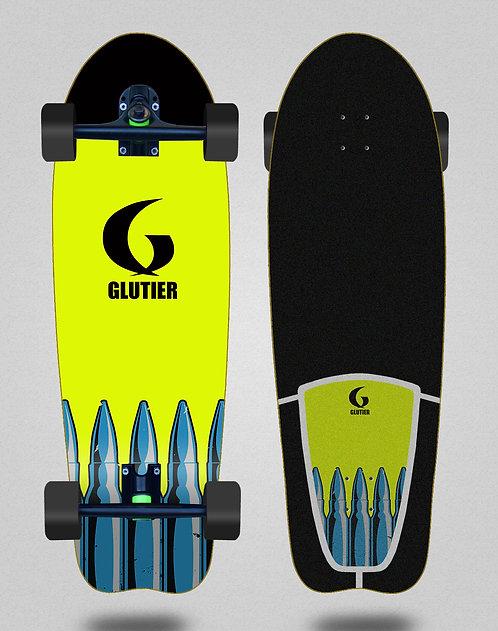 Glutier cruiser: Bullets fluor 31 fish