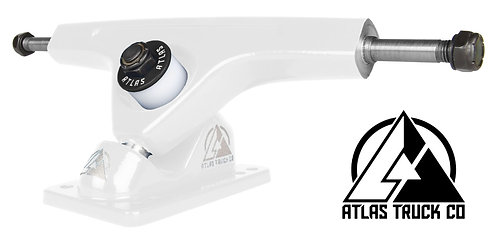 Atlas (set 2). Trucks 8mm 180mm 48° White