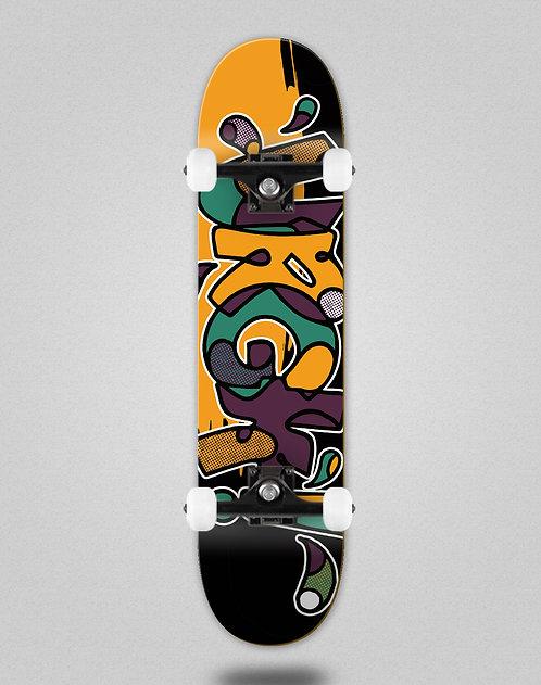Urgh Modern black skate complete