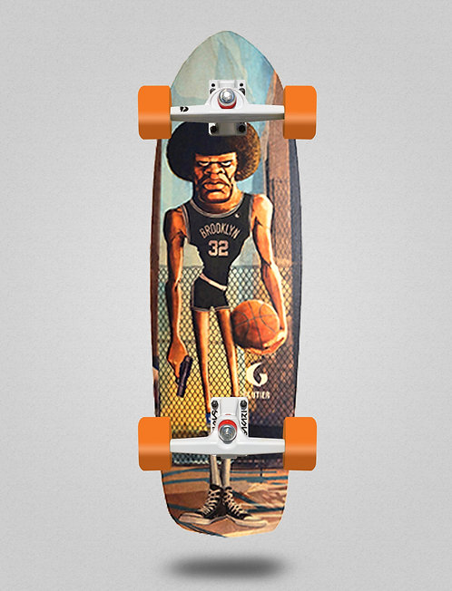 Glutier surfskate - Mamalote 34
