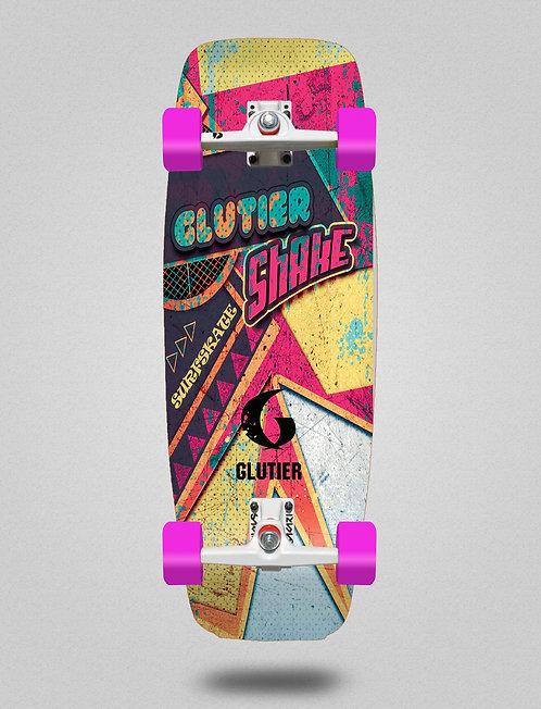 Glutier surfskate - Pop shake 27.25