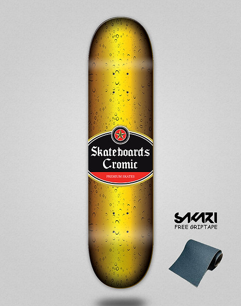Cromic Fresh blond skate deck