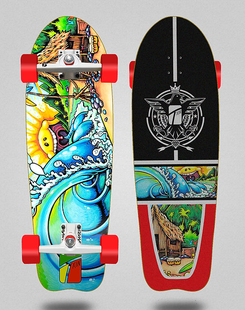 Txin surfskate SGI House paradise 31