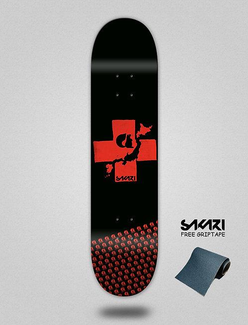 Sakari Health skate deck