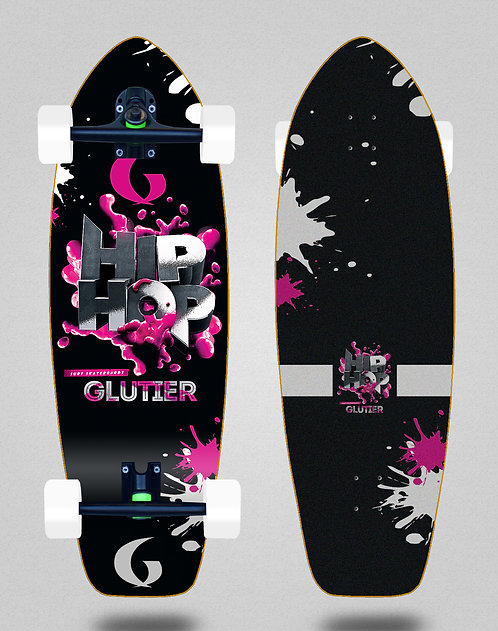 Glutier cruiser - Hip silver 31