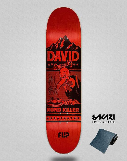 Flip skate deck Two Tone Gonzalez 8.0x31.5