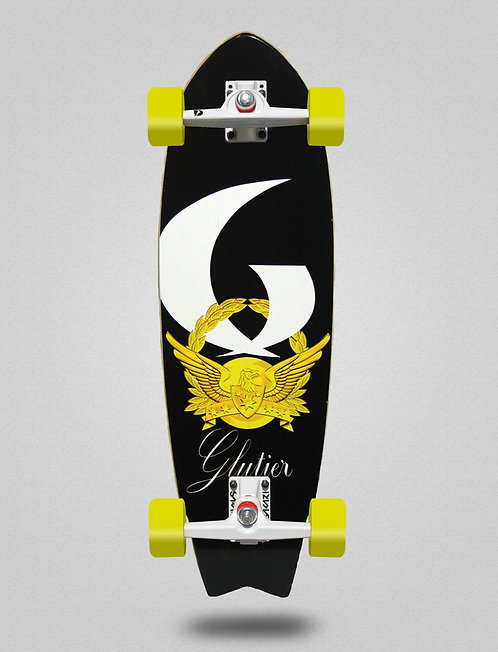 Glutier surfskate - Gold power 27 (special for childs)