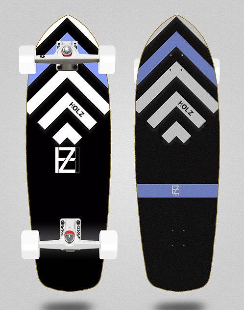 Holz surfskate SGI trucks Gram BW Akira black 34
