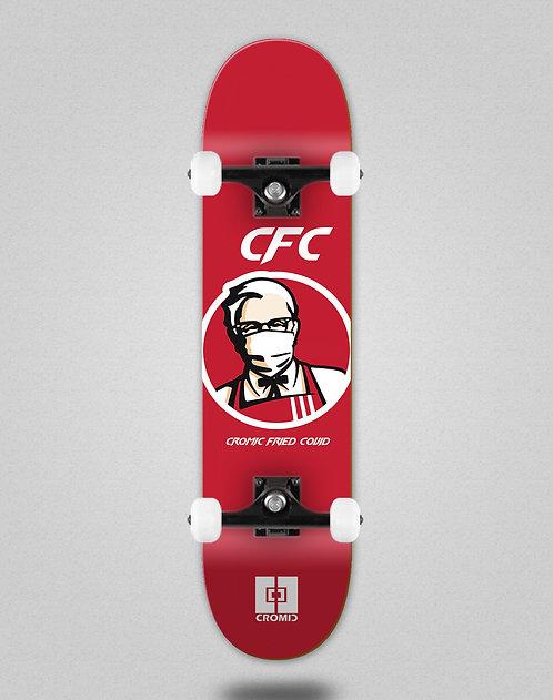 Cromic Covid Fried skate complete