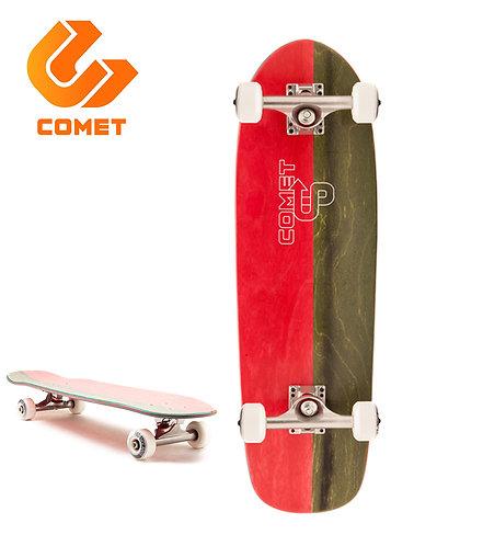 Comet skate skateboard longboard UPCYCLE 28x8