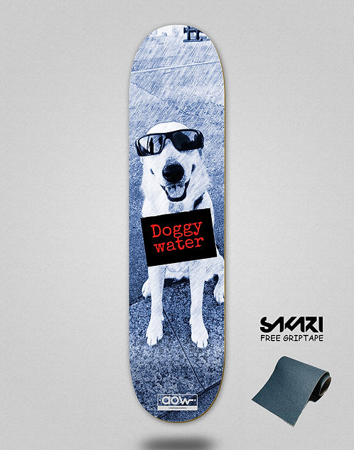 Aow Doggy water skate deck