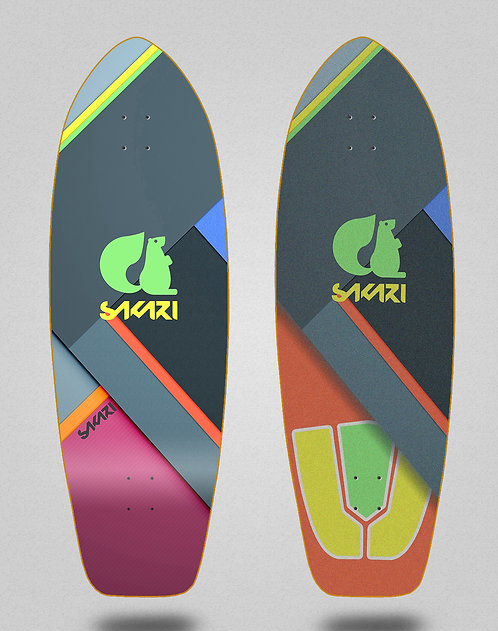 Sakari surfskate deck - Esgos 31