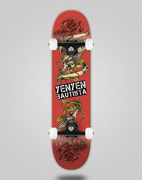 Cromic Yenyen present red skate complete