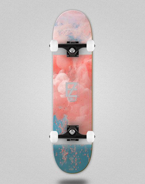 Holz Powder pump pink skate complete
