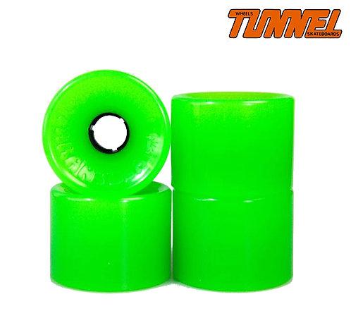 Tunnel (set 4) - 70mm 78a green Tarantula