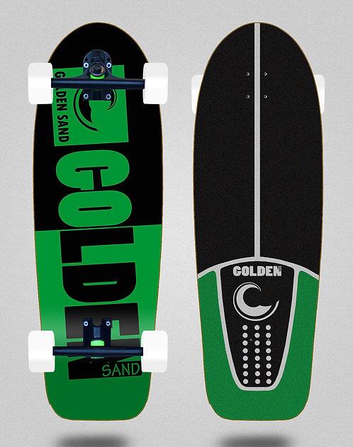 Golden Sand cruiser Degraded tone black green 30,5